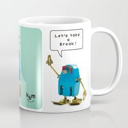 Break Time TE-GE Coffee Mug