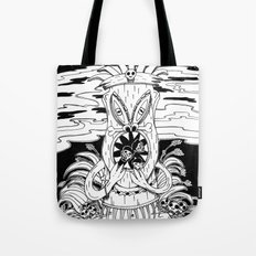 Tiki lunch Tote Bag