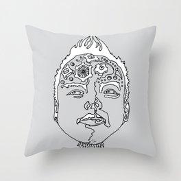 sketch 24 Throw Pillow