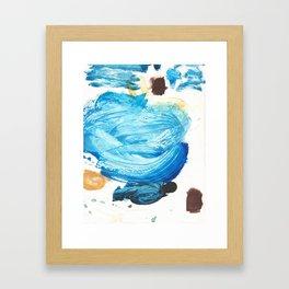 Lovers pt.2 Framed Art Print