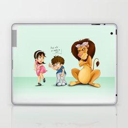 Diente de león - Bapo & Popa Laptop & iPad Skin