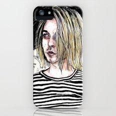 I'm not like them, but i can pretend. -  Kurt c Slim Case iPhone (5, 5s)