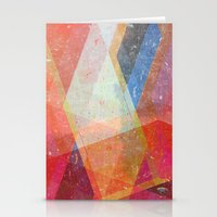 prism Stationery Cards featuring Prism by Zeke Tucker