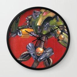 Identibot Wall Clock