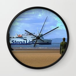 Belfast Ferry Wall Clock