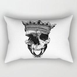 Ancients Kings : The Lion Rectangular Pillow