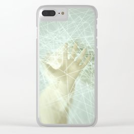 so free Clear iPhone Case
