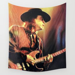 SRV - Graphic 3 Wall Tapestry