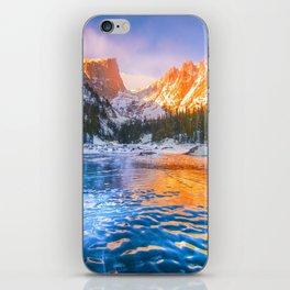 Dream Lake iPhone Skin