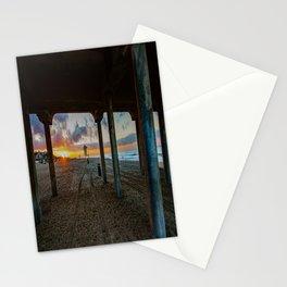 December Morn ~ Surf City Stationery Cards