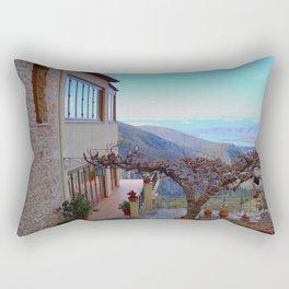 Delphi Valley, Greece  Rectangular Pillow