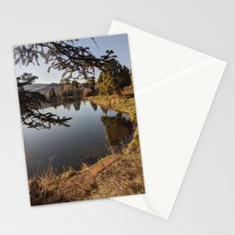 Oakley at Sunset Stationery Cards
