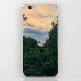 Lost playa iPhone Skin