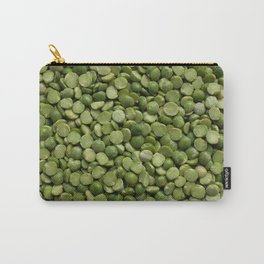 Green split peas Carry-All Pouch