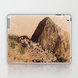 Machu Picchu Peru Laptop & iPad Skin
