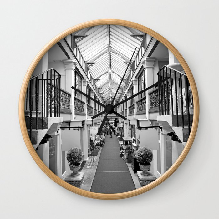 Clifton Arcade Wall Clock