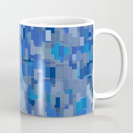Blue City Coffee Mug