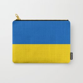 Ukraine National Flag Carry-All Pouch