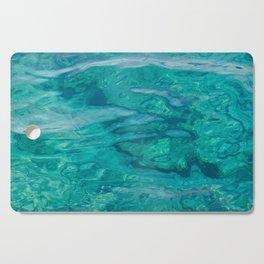 Mediterranean Water Cutting Board