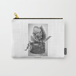 Audrey II. Little Shop of Horrors Carry-All Pouch