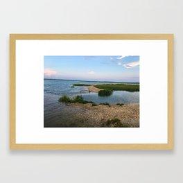 Murrell's Inlet Framed Art Print