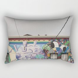 the mission  Rectangular Pillow