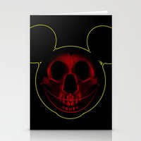 mickey Stationery Cards featuring Mickey by nicebleed