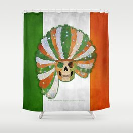 IRISH-AMERICAN 021 Shower Curtain