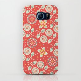 Vintage Flora iPhone Case