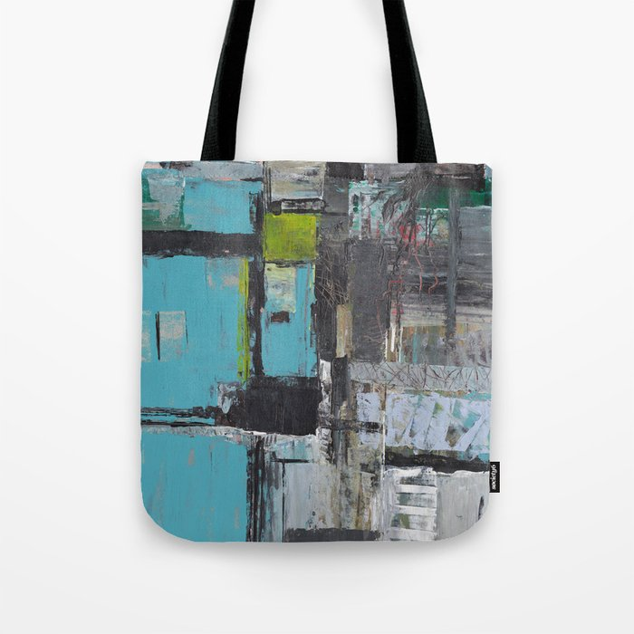 Abstract 2014/11/12 Tote Bag