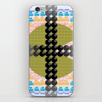 pacman iPhone & iPod Skins featuring PacMan  by Freckled King