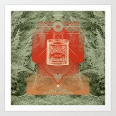 Dry Gin #everyweek 50.2016 Art Print
