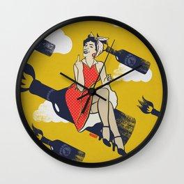 P.U.M. Wall Clock
