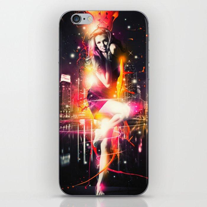 Citylights iPhone Skin