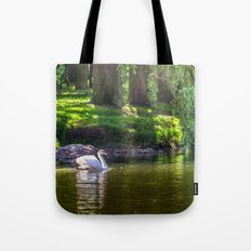 In the old park Tote Bag