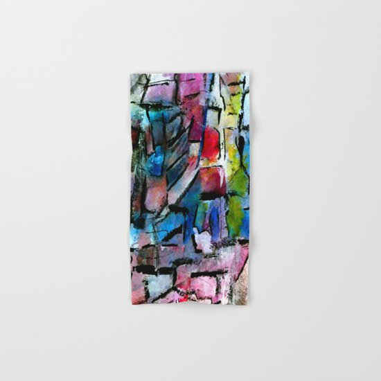 culture landscape Hand & Bath Towel