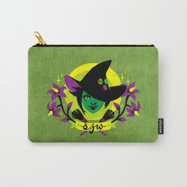 Social Justice Witch Carry-All Pouch