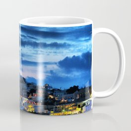 Santorini 30 Coffee Mug