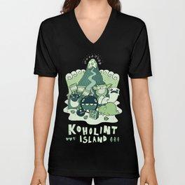 Koholint Island Unisex V-Neck