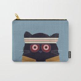 Cat Tenenbaum Carry-All Pouch