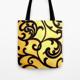 fibric pattern Tote Bag