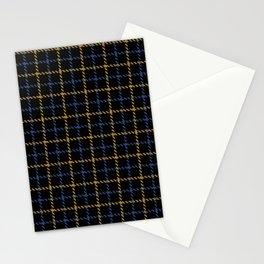 Aberdeen, Alpine,  Resolution Blue,  Camel, Tattered Salvatore Stationery Cards