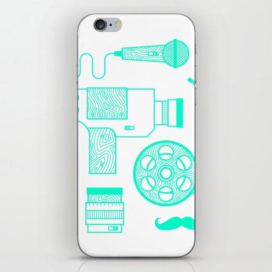 Movie iPhone & iPod Skin