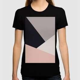 Elegant & colorful geometric T-shirt