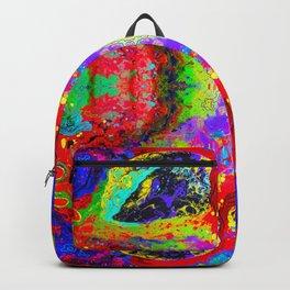 Psychedelic Landscape Backpack