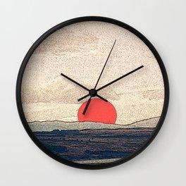 Tokyo drift Wall Clock
