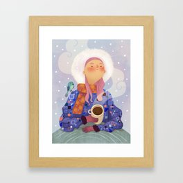 Hot Chocolate Framed Art Print