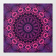 The Pink Tribe Canvas Print