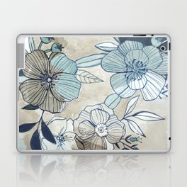 Vintage Botanical Laptop & iPad Skin
