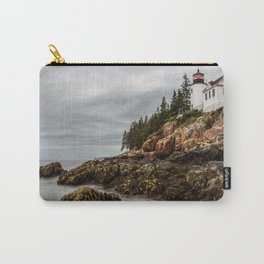 Bass Harbor Lighthouse - Acadia National Park Carry-All Pouch